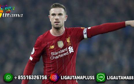 Jordan Henderson Menjadi Sosok Penting Bagi Liverpool