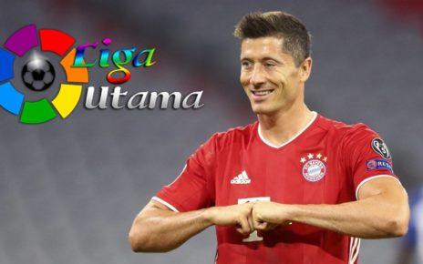 Robert Lewandowski Belum Selevel Lionel Messi