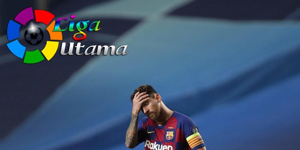 Messi tak Bakal Ikut Latihan Perdana Barcelona