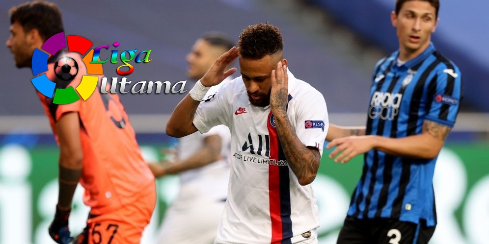 Man of the Match Atalanta vs PSG: Neymar