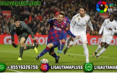 Javier Tebas Lega Lionel Messi Tak Jadi Hengkang dari Barcelona