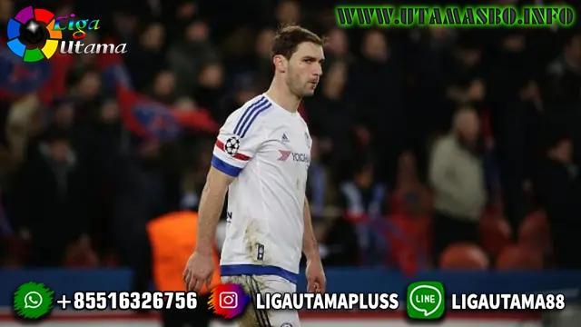 Eks Chelsea Branislav Ivanovic Kembali ke Liga Inggris