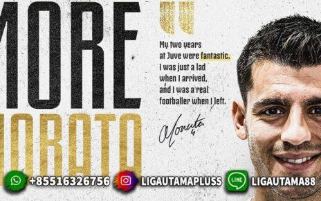 Juventus Dapatkan Alvaro Morata