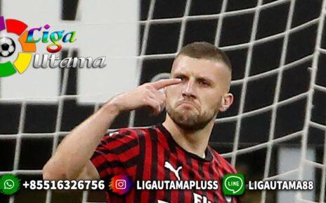AC Milan Permanenkan Jasa Ante Rebic