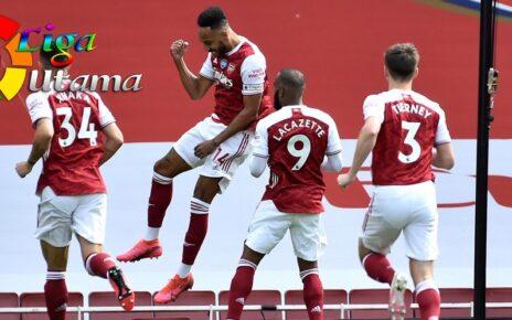 Arsenal Kalah dari Aston Villa di Emirates Stadium
