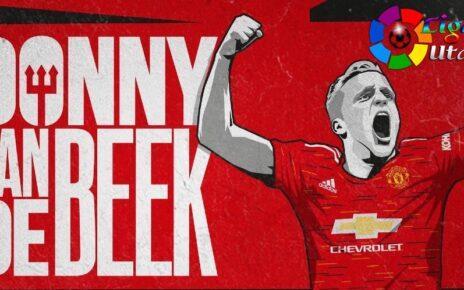 Manchester United Akhirnya Resmikan Perekrutan Donny van de Beek