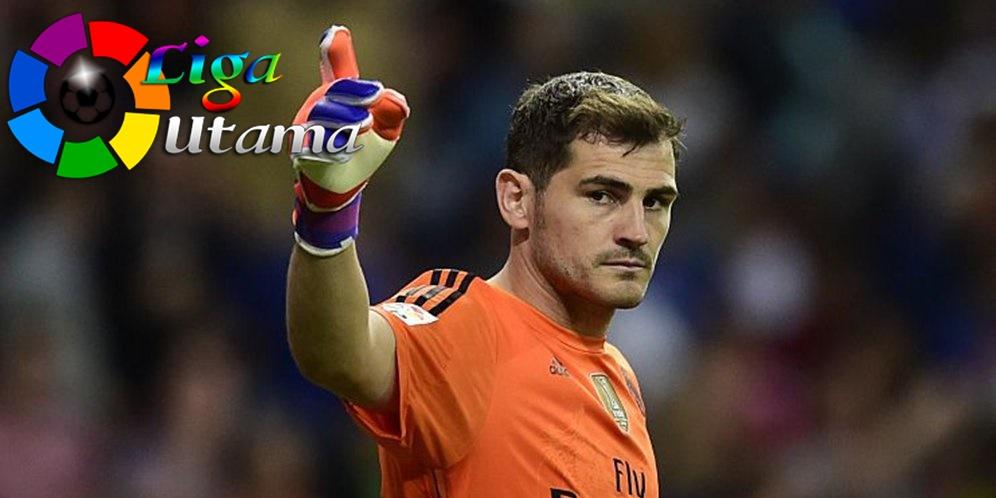 Casillas Buka-bukaan Soal Pertengkaran dengan Mourinho