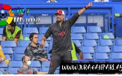 Jurgen Klopp Ngamuk ke Staf Pelatih Liverpool