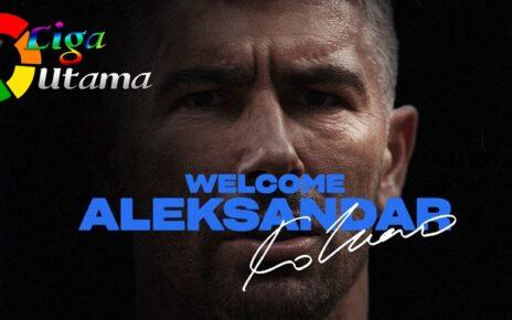 Inter Milan Resmikan Perekrutan Aleksandar Kolarov