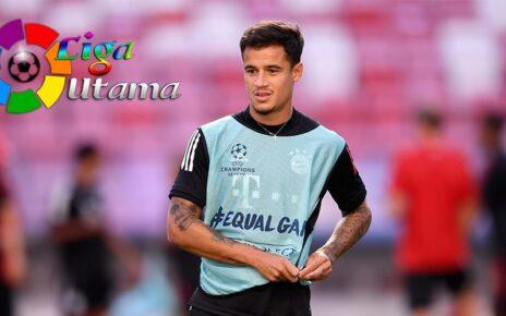 Philippe Coutinho Siap Perjuangkan Tempatnya di Barcelona