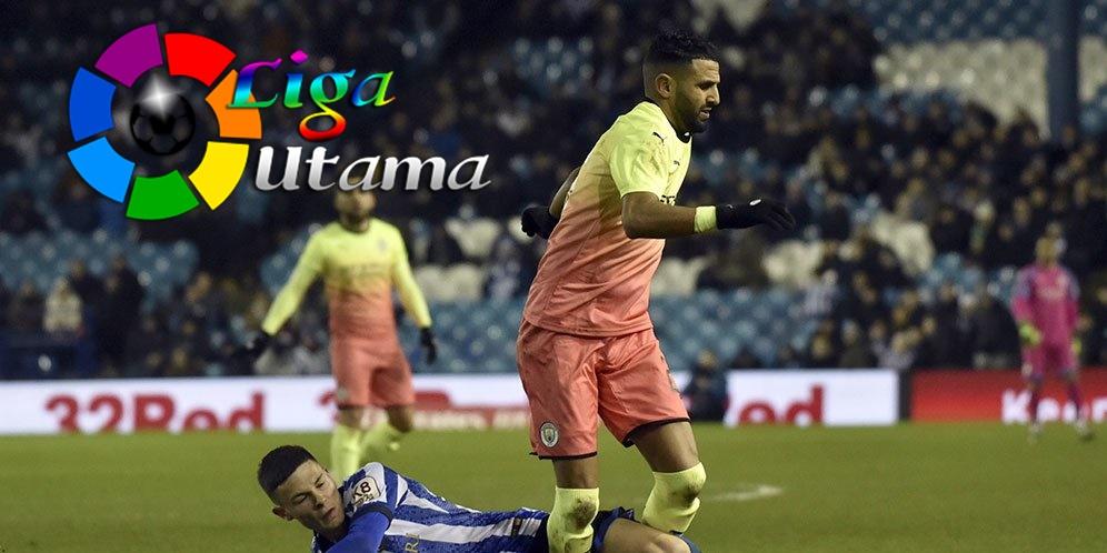 Real Madrid Seriusi Perburuan Riyad Mahrez