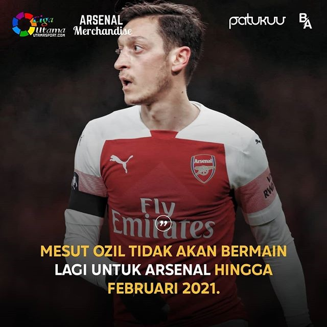 Coret Mesut Ozil, Perjudian Besar Arsenal?