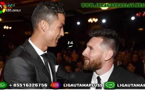 Ini Head to Head Cristiano Ronaldo Vs Lionel Messi