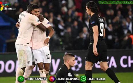 Pertemuan Dua Musim Lalu Modal Manchester United Gulingkan PSG