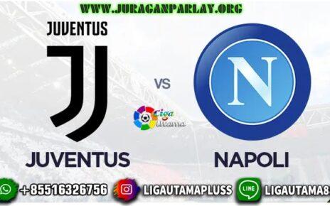 Juventus Menang 3-0 Napoli Dikurangi 1 Poin