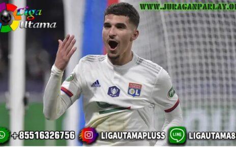 Juventus Disebut Bakal Kembali Memburu Houssem Aouar