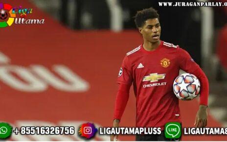 Rashford Tak Eksekusi Penalti Versus RB Leipzig