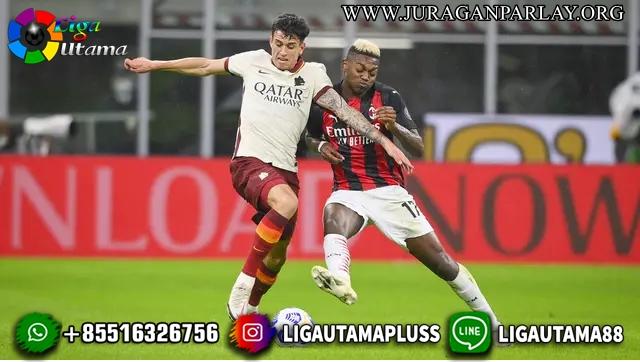 Rafael Leao Kecewa Gagal Bawa AC Milan 5 Kemenangan Beruntun