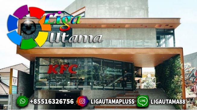 KFC ala Sultan di Senopati