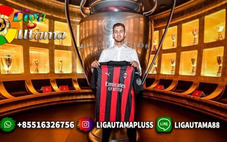 AC Milan Tuntaskan Transfer Diogo Dalot dari Man United