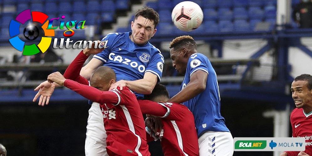 Liverpool Gagal Menang Atas Everton