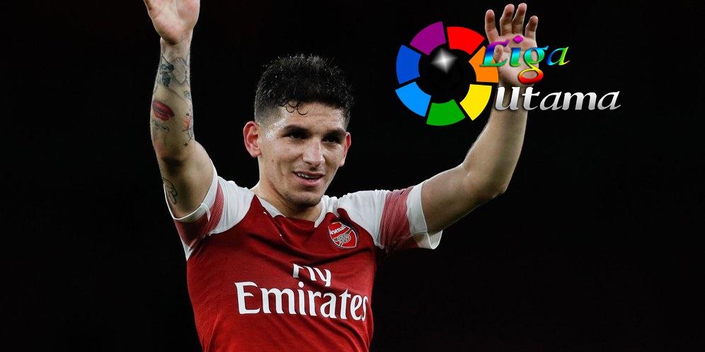 Arsenal Pinjamkan Lucas Torreira ke Atletico Madrid