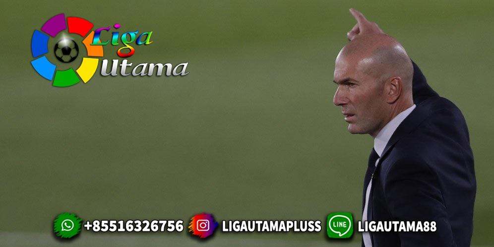 Zinedine Zidane Terancam dipecat ?