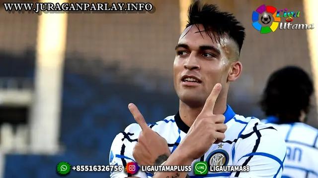 Lautaro Martinez Ngebet Hengkang dari Inter Milan