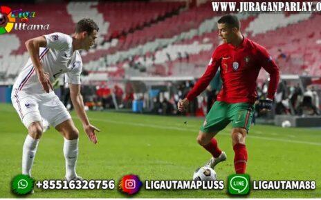 Cristiano Ronaldo Mandul saat Berjumpa Timnas Prancis