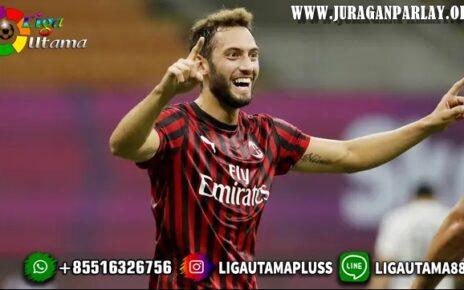 AC Milan Marah Agen Tawarkan Calhanoglu ke Inter Milan dan Juventus