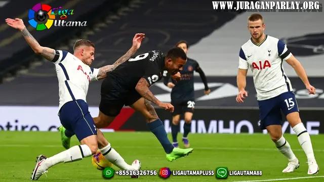 7 Fakta Setelah Manchester City Menyerah dari Tottenham Hotspur