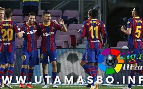 Barcelona Sepakat Pangkas Gaji Pemain dan Pelatih