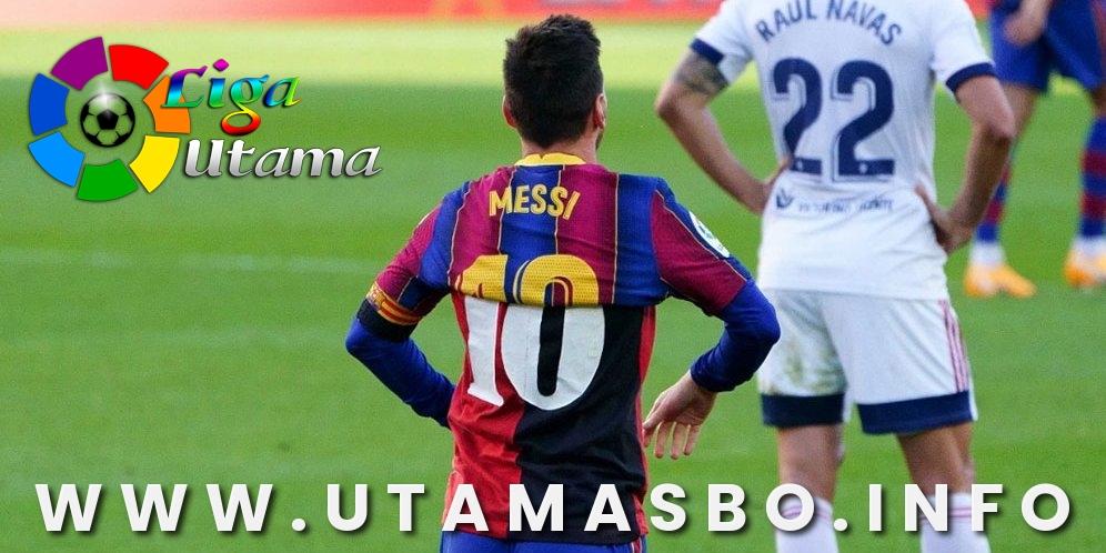 Tribut Menyentuh Lionel Messi untuk Diego Maradona