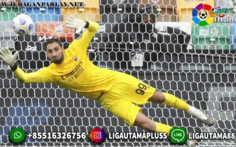 Franco Baresi Minta Donnarumma Bertahan di AC Milan
