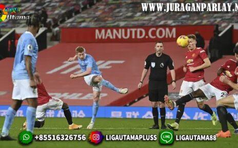 Pep Guardiola Akui Manchester United Lawan yang Tangguh