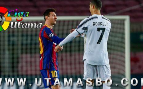 Lionel Messi Tidak Memilih Cristiano Ronaldo