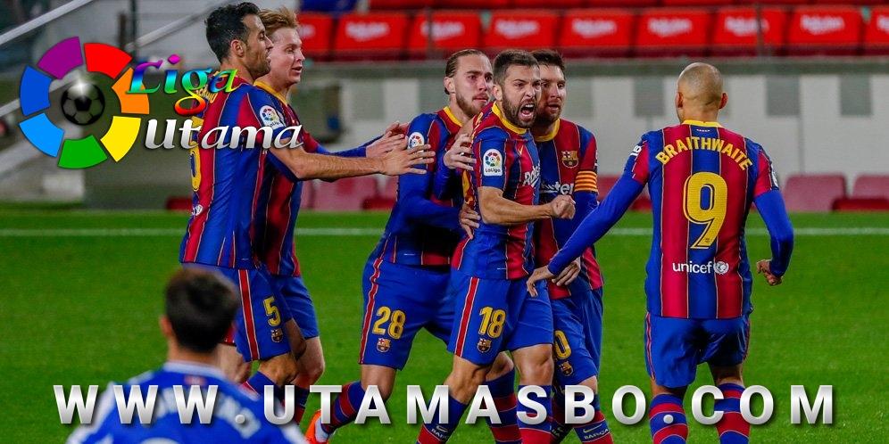 Barcelona Jual Empat Pemain di Januari 2021