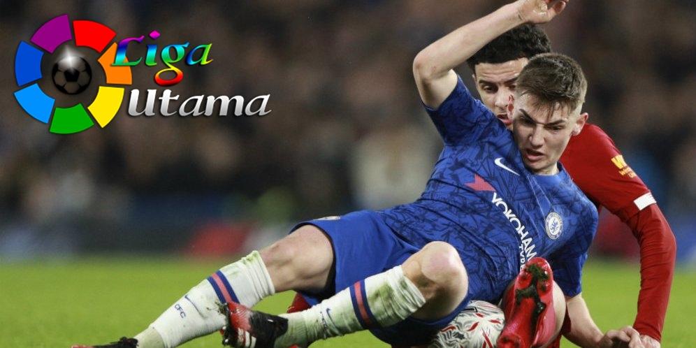 Juventus Intip Peluang Daratkan Billy Gilmour dari Chelsea