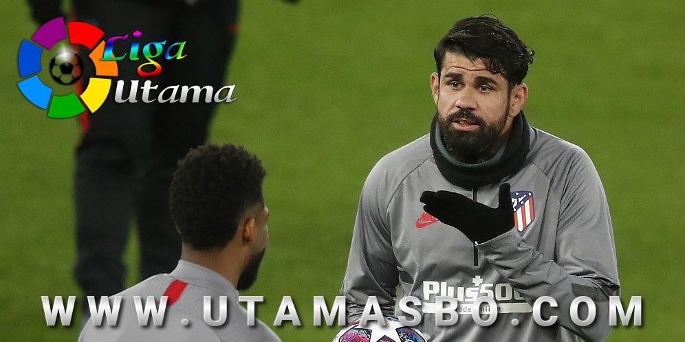 Resmi Diego Costa Melepaskan Diri dari Atletico Madrid