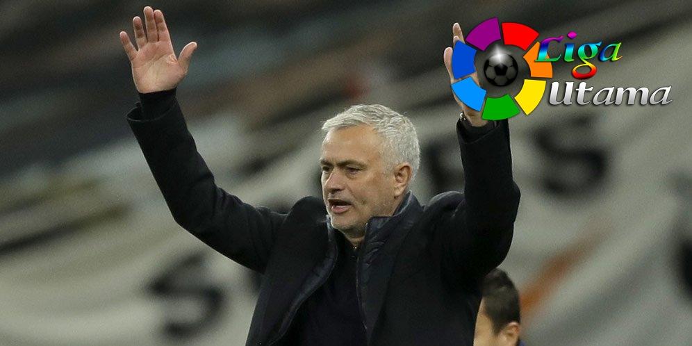 Jose Mourinho Tak Pernah Peduli Rekor Apiknya Atas Arsenal