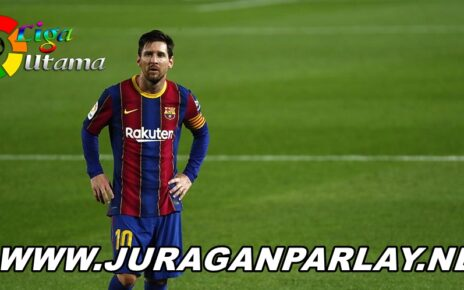 Presiden Interim Barcelona Rela Jual Messi