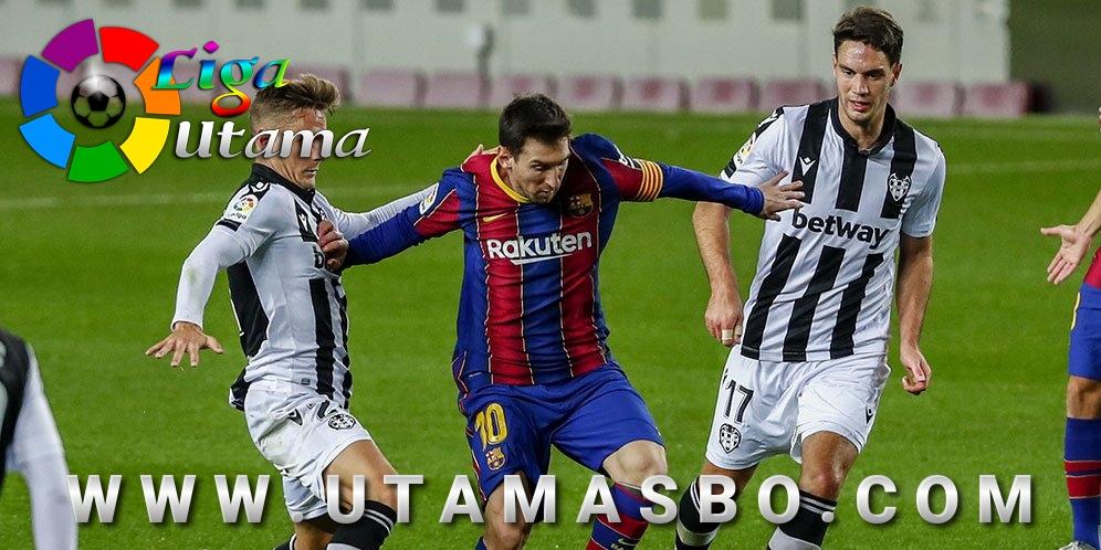 Man of the Match Barcelona vs Levante: Lionel Messi