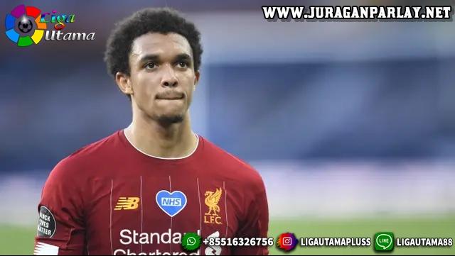 Liverpool Diminta Cadangkan Trent Alexander-Arnold