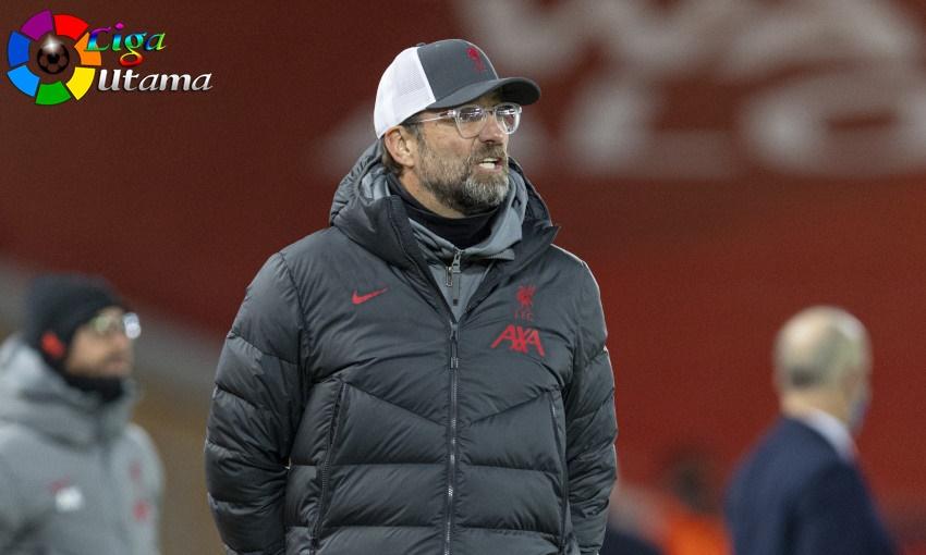 Liverpool Agendakan Beli Striker Baru di Musim Panas 2021