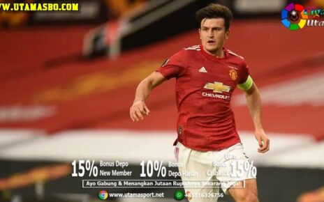 Pesan Harry Maguire untuk Haters Manchester United