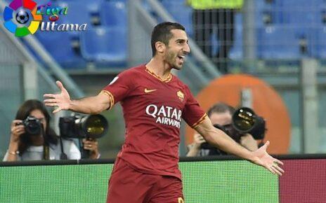 Henrikh Mkhitaryan Masuk Radar Transfer Juventus