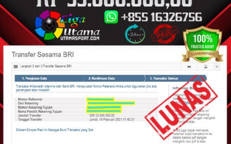 WITHDRAW MEMBER LIGA UTAMA 19 FEB 2021
