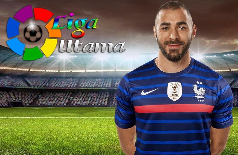 Karim Benzema Comeback ke Timnas Prancis di Euro 2020