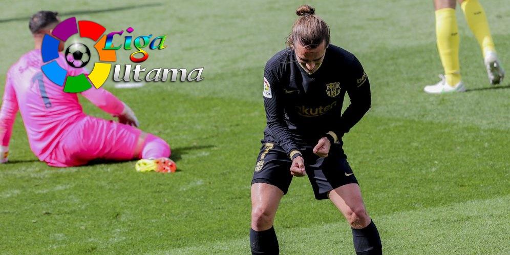 Barcelona Akan Lepas Griezmann di Musim Panas