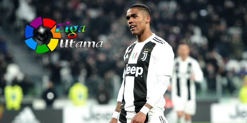 Juventus Resmi Pinjamkan Douglas Costa ke Gremio